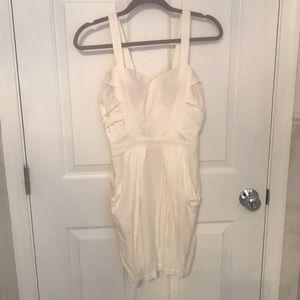 BCBGeneration white dress